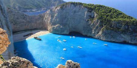 Cruceros por Grecia