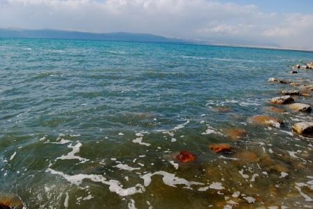 死海、ヨルダン