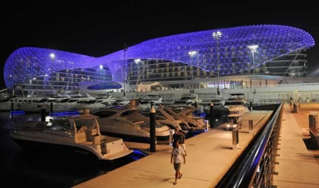 Ilha Yas, Abu Dhabi