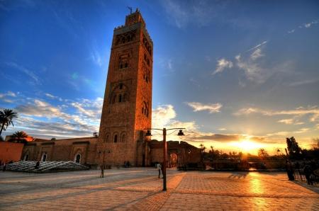 La Mezquita de la Koutoubia