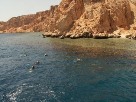 El Mar Rojo, Sharm El Sheikh