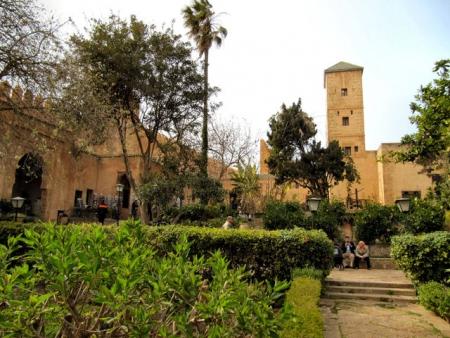 La Casbah degli Oudayas