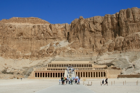 Temple of Hatshepsut at Deir el-Bahri