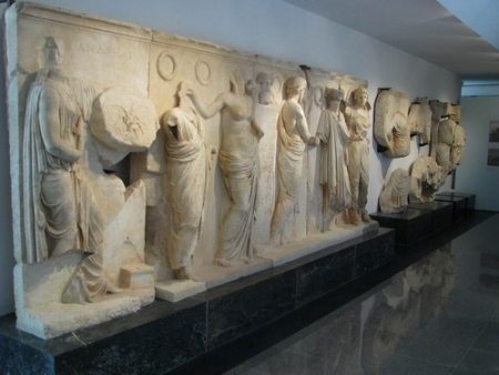Aphrodisias Museum of Turkey