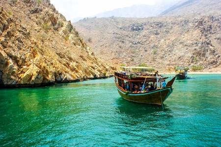Khasab Musandam Dhow Cruise