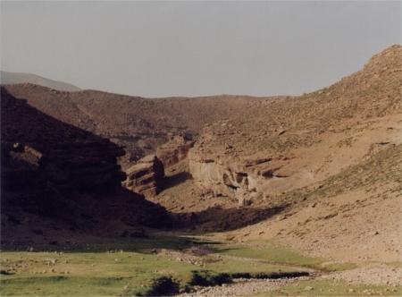 Trekking im Hohen Atlas-Gebige