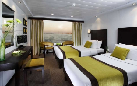 Nile Cruise Cabin Views