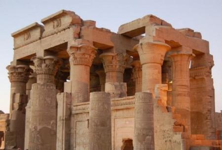 Edfu Tempel, Assuan