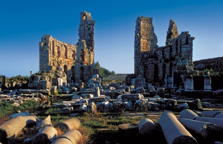 The Ancient City of Perge, Antalya