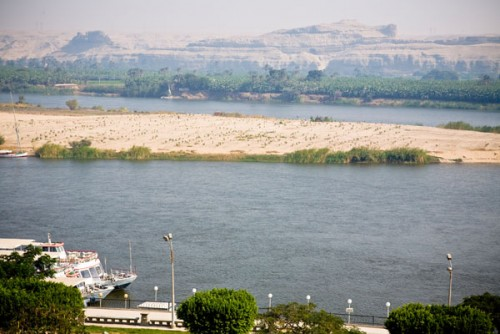 Al Minya, the Nile Valley