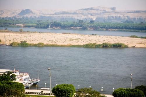 Al Minya, the Nile Valley