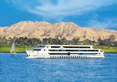 MS Oberoi Zahra Nile Cruise