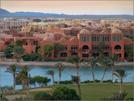 El Gouna in Hurghada Red Sea