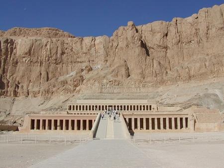 Hashepsut Tempel