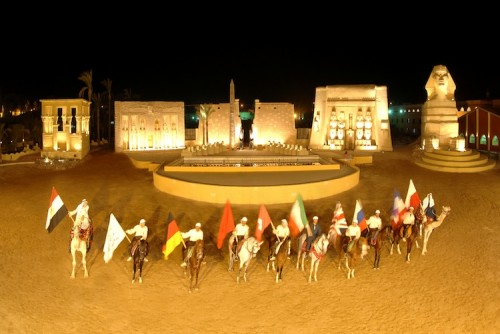 Fantasia Show of 1001 nights, Sharm