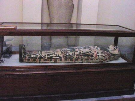 Ptolemaic Mummy, Greco-Roman Museum