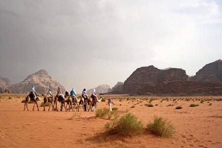 Excursão de um dia à Petra e Wadi Rum