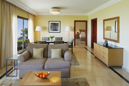 Hyatt Regency Resort Living Area