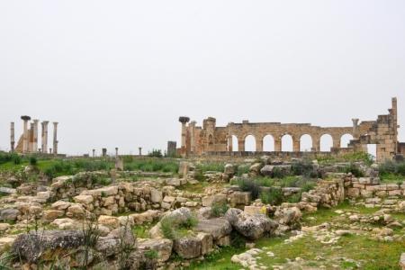 Volubilis, Patrimonio Mondiale dell'Unesco.