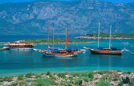 Daily Boat Tour Bodrum