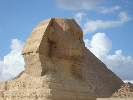 Sphinx | the great of Ancient Egypt