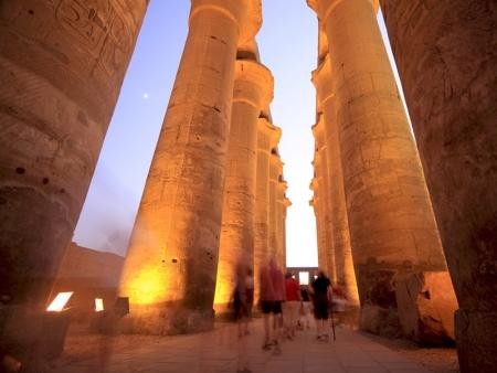 El Templo de Karnak, Luxor