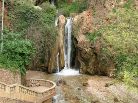 Cascate di Sefrou