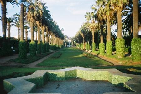 Parque da Liga Árabe