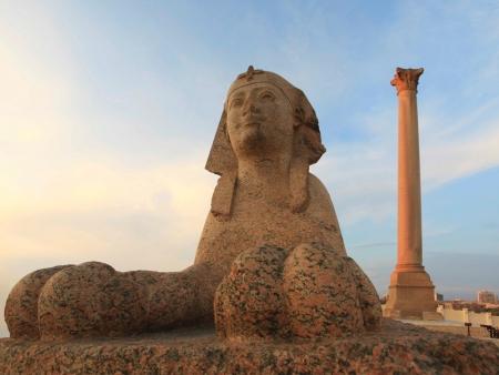 Pompy's Pillar Alexandria