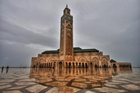 Moschea di Hassan II   Viaggio Casablanca e Marrakech