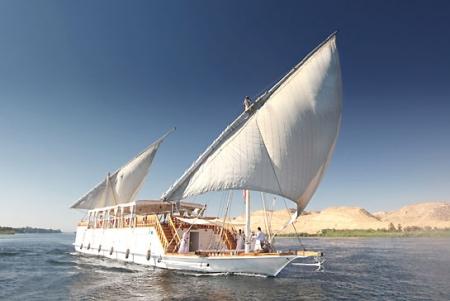 Orient Dahabeya Nile Cruise