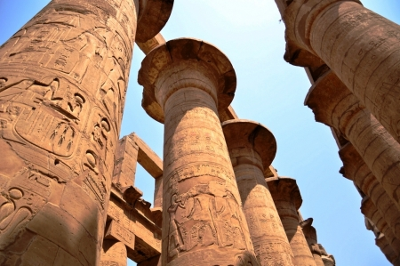 Columns Hall at Karnak Temples, Luxor