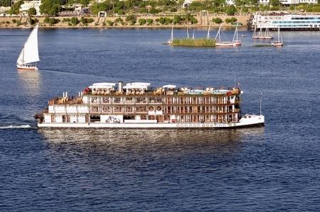 SS Misr Luxury Nile Steamer Cruise