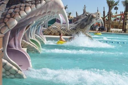 Yas Waterworld Dubai