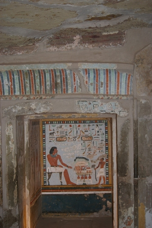 The Tombs of the Nobles Wall Painting