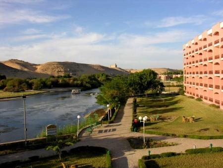 Pyramisa Isis Island Resort Aswan