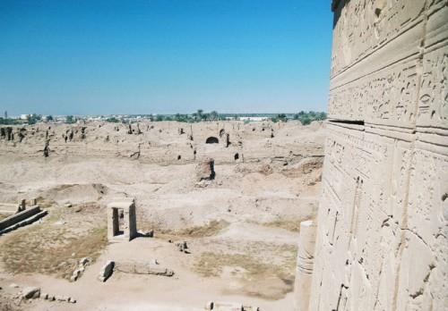 El Templo de Hathor Luxor