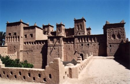Ausflug Ouarzazate und Ait Benhaddou ab Marrakesch