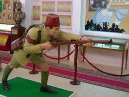 El Museo de La Guerra Mundial