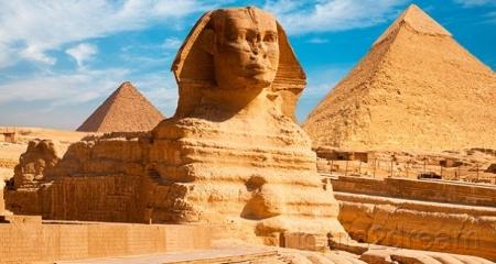 Tour de medio día a las Pirámides y Esfinge