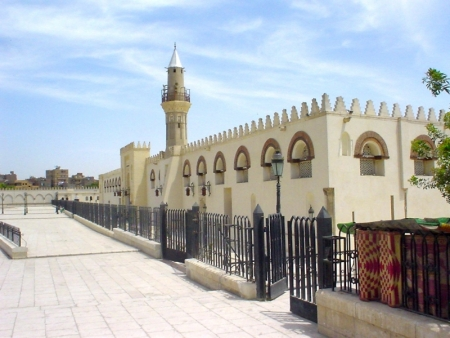 Mosque of Amr Ibn Al Aas, Old Cairo