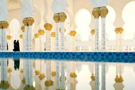 Moschea dello Sciecco Zayed
