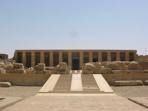 Temple of Seti I, Abydos