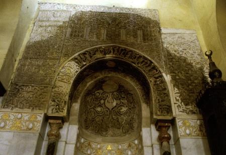 Excellent Islamic Artwork at Al Azhar Mosque, Cairo