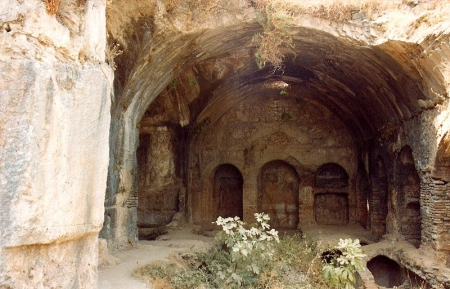Eshab Kehf Cave of the Seven Sleepers