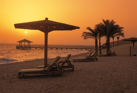 The Oberoi Sahl Hashessh Beach, Red Sea