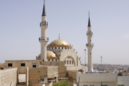 Mosque of Jesus Christ in Madaba