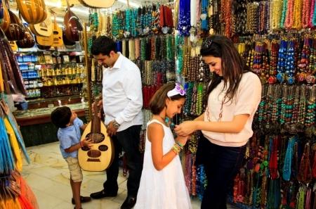 Shopping in Amman
