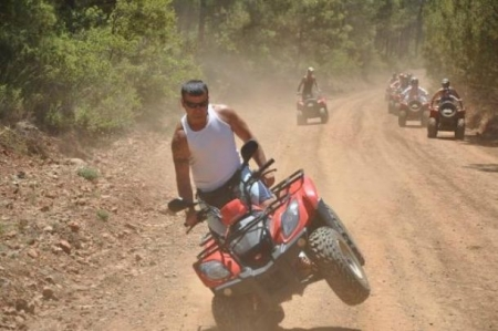 Marmaris Quad Biking Safari