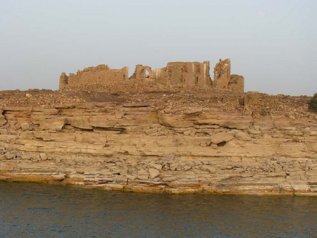Qasr Ibrim Ancient Fortress